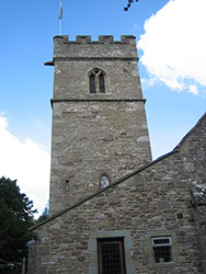 St Teilo's Church, Llantilio Pertholey