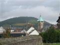 The Deri viewed from the castle